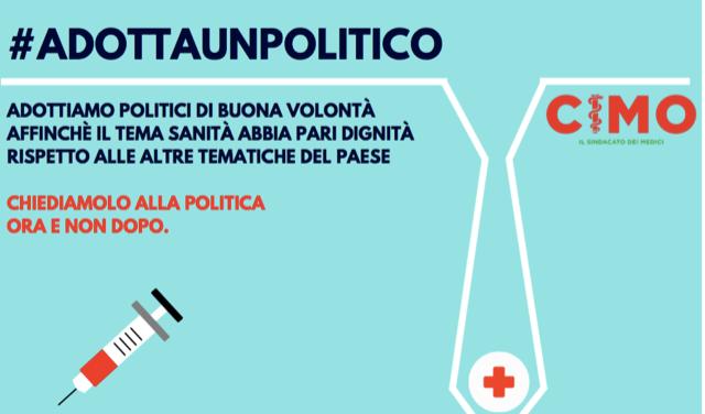 #adottaunpolitico Cimo-Cida interviene sulla competizione elettorale