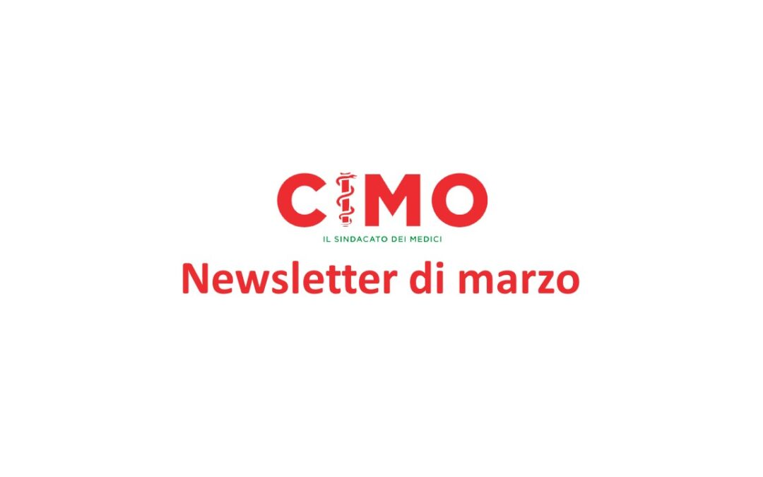 Newsletter MARZO 2018