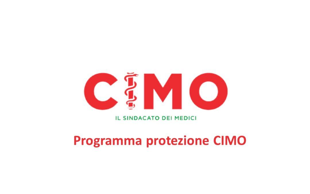 Programma protezione CIMO
